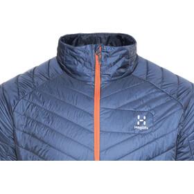 Haglöfs M's L.I.M Barrier Jacket Tarn Blue/Cayenne